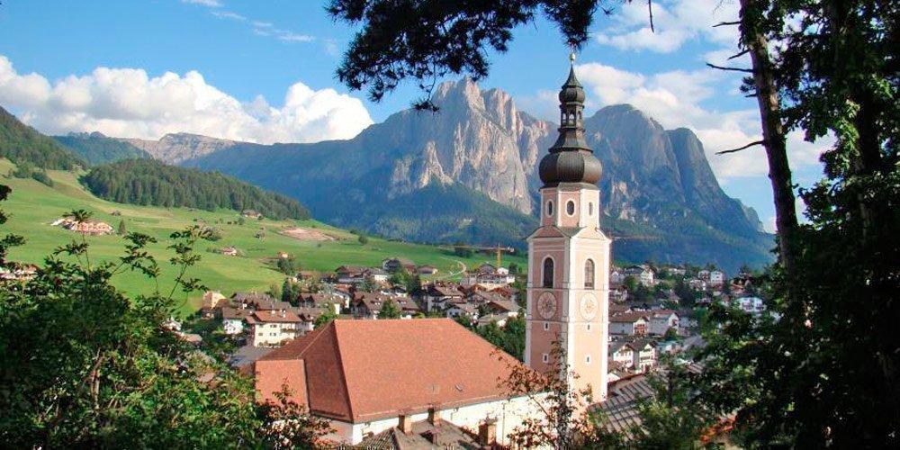 Urlaub in Kastelruth - Am Fuße der weltbekannten Seiser Alm in den Dolomiten